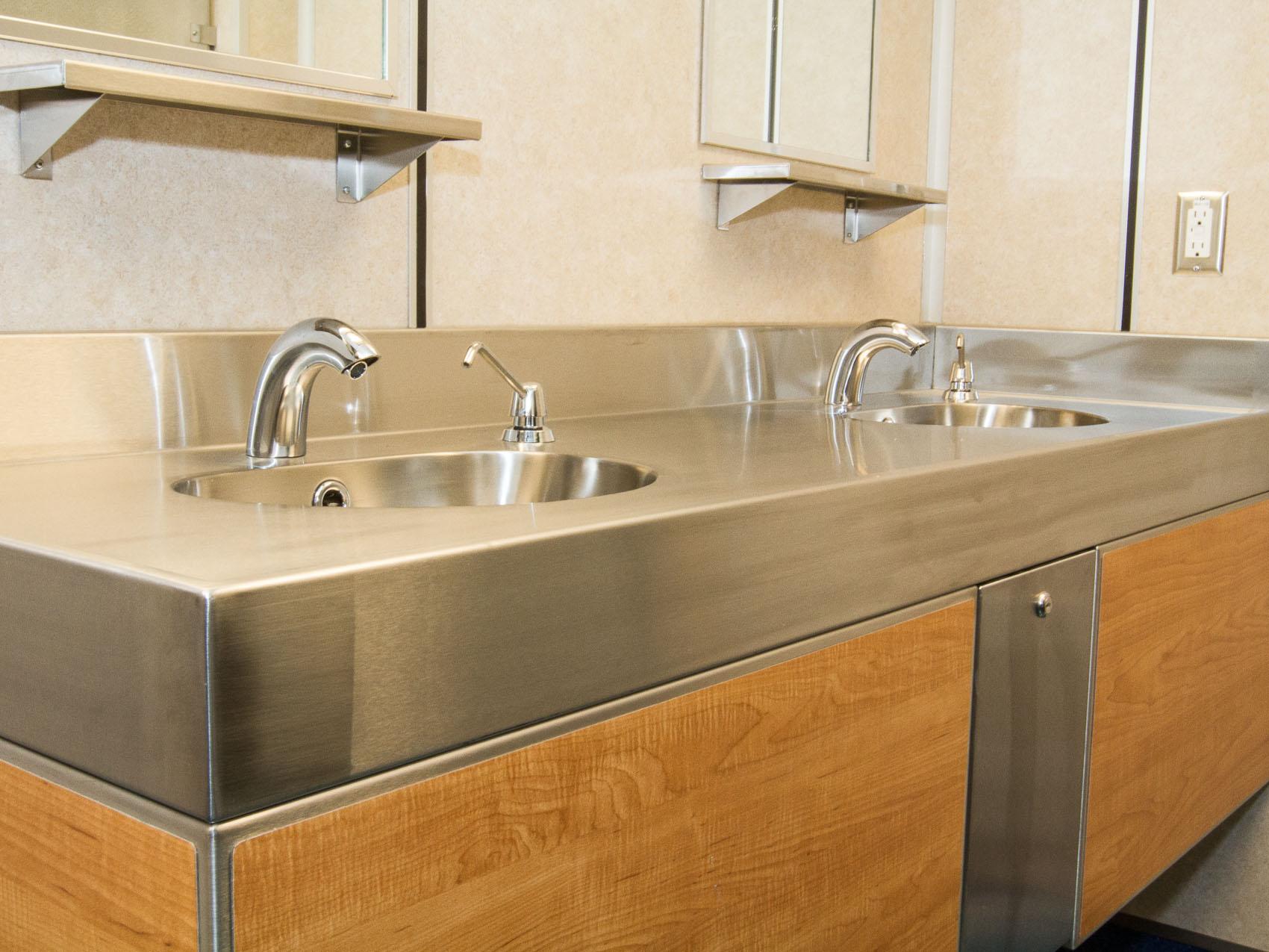 Bathroom Sinks Victoria Bc custom fabrication - victoria waterjet ltd.